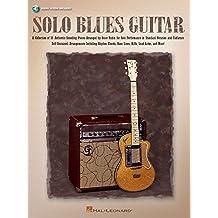 Solo Blues Guitar (Guitar Collection)