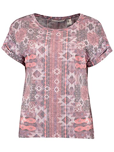 O'Neill Sublimation T-Shirt Femme Pink Aop