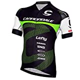 Strgao 2016 Herren Radtrikot Shirt Kurzarm Pro Team Cannondale MTB Radfahren Top Radshirt Atmungsaktiv Durchgehender Rei?verschluss