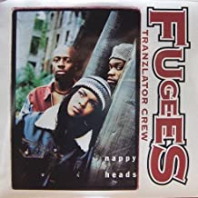 Fugees - Nappy Heads - Ruffhouse Records - 44 77431