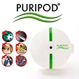 PURIPOD® - der Lautlose Ionen-Luftreiniger in Minutenschnelle - Original aus dem TV-Werbung