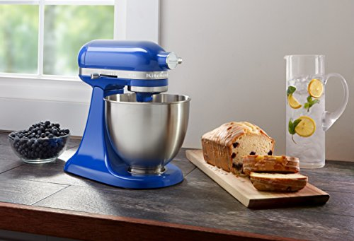KitchenAid 3.3 Litre Artisan Mini Stand Mixer Twilight Blue