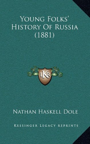 Young Folks' History of Russia (1881)