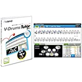 ROLAND DT-1 DRUM TUTOR SOFTWARE Electronic drums Modules