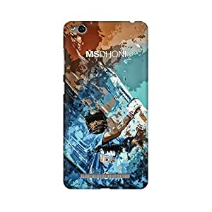 Mobicture Abstract Design Designer Printed Hard Case Cover - [Hard Poly Carbonate] [Slim-fit] [Shock-Proof] Back Cover for Xiaomi Redmi 3s