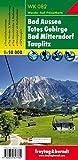Freytag Berndt Wanderkarten, WK 082, Bad Aussee - Totes Gebirge - Bad Mitterndorf - Tauplitz, GPS, UTM - Maßstab 1:50 000