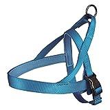 Trixie Experience Norwegian Hunde Geschirr (53–66 cm/30 mm) (Blau)