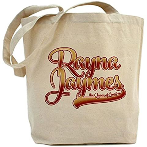 CafePress–Rayna James Nashville–Borsa di tela naturale, panno borsa per la spesa