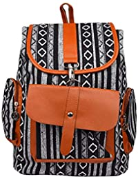 Fastrack Green Casual Backpack (AC002NGR02AB)
