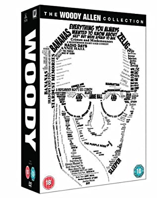 The Woody Allen Collection (Alice / Annie Hall / Another Woman / Bananas / Broadway Danny Rose / Crimes and Misdemeanors / Ever