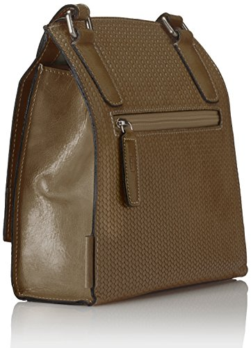 Jost - Tallin Ladies Bag With Flap S, Borsa bowling Donna Verde (Green (Moss))
