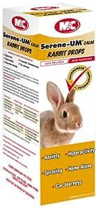 Mark and Chapell Ltd Serene UM Calm Drops for Rabbits 100 ml