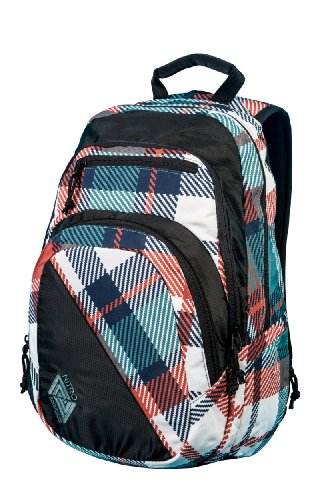 Nitro Snowboards Rucksack Stash Pack Meltwater Plaid, 49 x 32 x 22 cm -