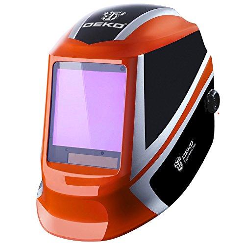 Zoom IMG-1 deko maschera saldatore ad energia