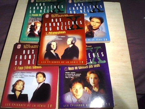 The X Files, Tome 5 : Faux frères siamois par Les Martin