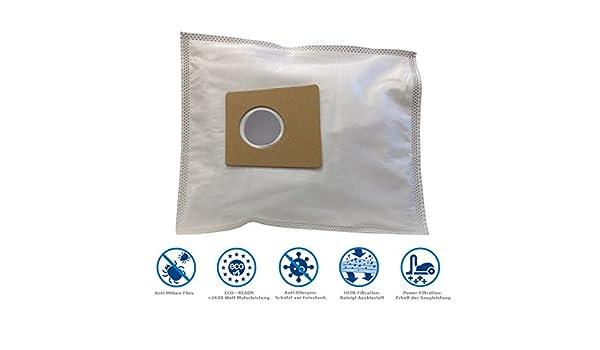 10 Staubsaugerbeutel für Bosch BGL8SILM1 Staubbeutel BGL8SILM1