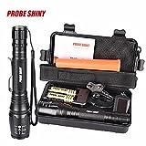 LED Flashlight, Familizo G700 X800 CREE XML T6 LED Zoom Tactical Military Flashlight