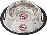 FC Bayern München Hundenapf,Hundefressnapf mit Bayern-Button