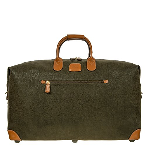 Bric's Life Bagage cabine, 55 cm, Vert (Olive)
