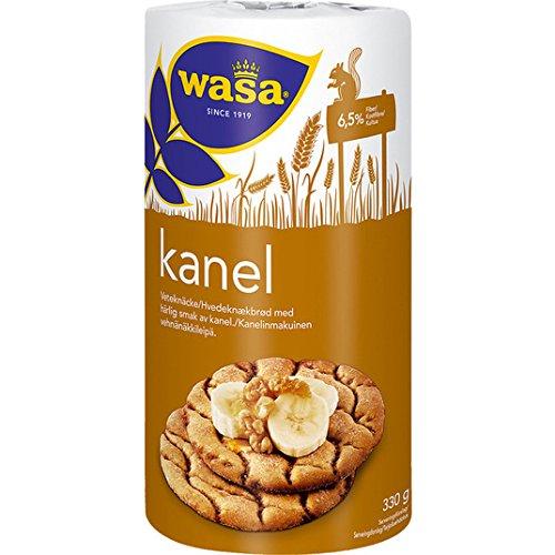 Wasa Runda Kanel - 330g Cannella Grano Biscottate