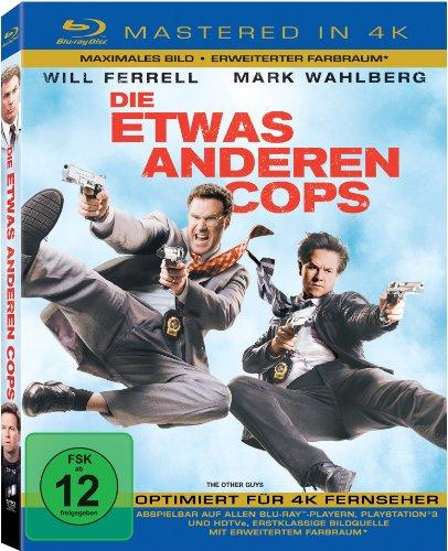 Die etwas anderen Cops (4K Mastered) [Blu-ray]