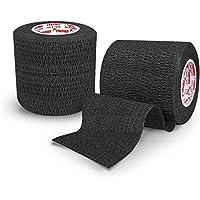 PremSox Premium Sock Tape Stretch Elastic Adhesive Wrap to Secure Your Football Socks & Shinguards 7.5cm x 4.5m (Pack of…