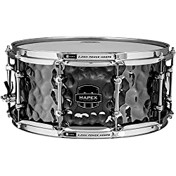 """Armory Snare""""Daisy Cutter"""", 14""""x6.5"""", Black Plating"""