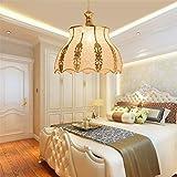 Kronleuchter Treppen Wendeltreppe Lampe Deckenleuchte Moderne minimalistische Duplex Villa Haus Boden Wohnzimmer Kristall Licht Schatten Beleuchtung Dekor, Single ( Farbe : Double , Größe : - )