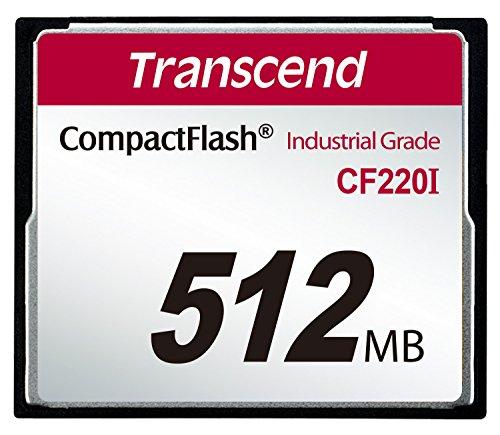512mb Compactflash-flash Memory Card (TRANSCEND CFCard 512MB Industrial UDMA5)