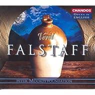 Verdi: Falstaff (Sung In English)
