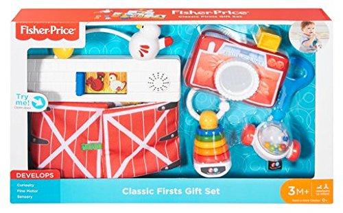 Fisher Price Mini Favourites Gift Set, Multi Color