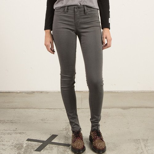 Volcom LIBERATOR Jeans, Damen, Damen, B1931705_5, Blau (Storm Cloud), 38 -