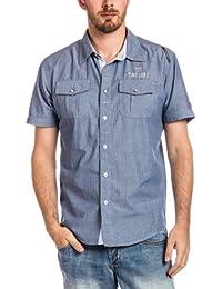 Timezone - Chemise casual Homme - 27-0132 Shortsleeve shirt