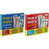 Creative Educational Aids P. Ltd. 1058 Think and Match - I & 1059
