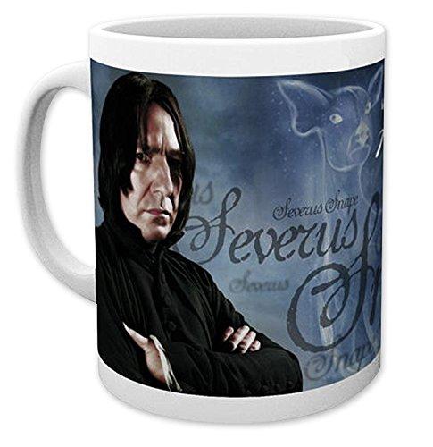Close Up Tazza Harry Potter - Severus Snape [Alan...