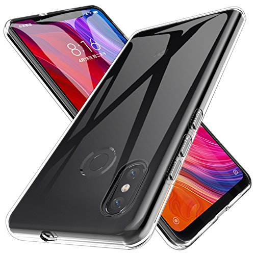 reputable site b3b4b 03946 Xiaomi Mi 8: best covers, films and accessories