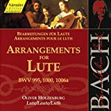 Bach: Arrangements for Lute, BWV 995