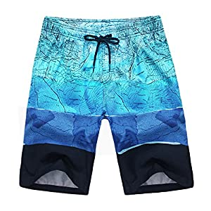OME&QIUMEI Para Los Amantes De La Playa Primavera Caliente Pantalones Pantalones Hombres Velocidad Ropa De Viaje De Vacaciones Junto Al Mar En Seco
