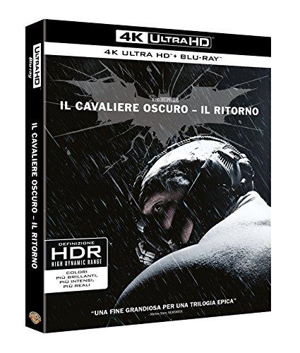 Il Cavaliere Oscuro - Il Ritorno (4K Ultra Hd+2 Blu Ray) [Blu-ray]