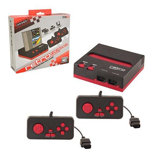 Imps - Consola Nintendo NES Retro 8-Bit, Color Rojo Y Negro +...