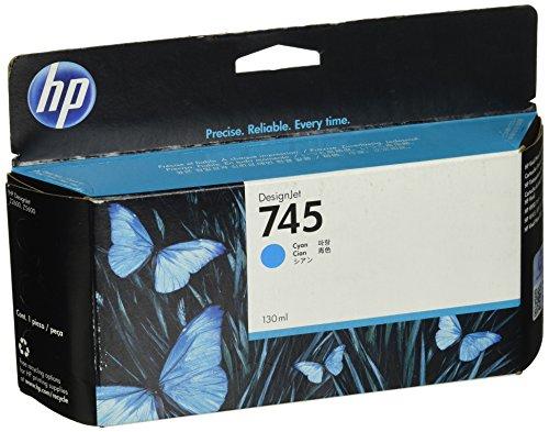 Hewlett Packard 936565 Cartouche d'encre d'origine compatible avec Imprimante DesignJet Z2600 24-in PostScript/DesignJet Z5600 44-in PostScript Cyan