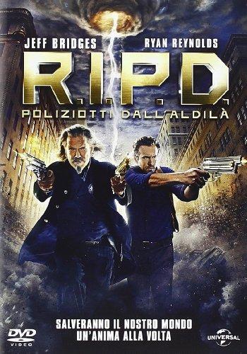 R.I.P.D: Poliziotti dall'Aldilà (DVD)