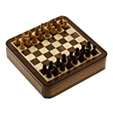 RoyaltyRoute Wooden Board Game Magnetic ...
