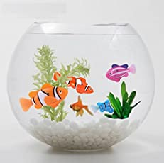 ROBO FISH Electric toy Water Activated Swimming electronic fish robotic toy, Multicolor