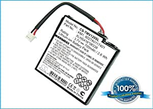 Replacement CS-VX9200XL Battery For Tomtom - Via 120, Via 125, Via Live 120, Via Live 125, Via Live, Via Live Regional, Via Live Euro, 4EH44 (Produit Import)