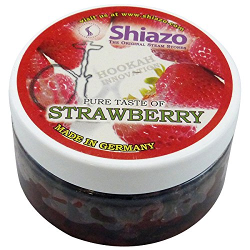 Strawberry Shiazo Shisha Steam Stones Shisha Wasserpfeife Shisha 46Flavours nicht Tabak 100g