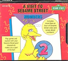 A visit to Sesame Street Numbers 2 - Philips CDI - PAL