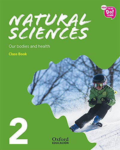 New Think Do Learn Natural Sciences 2. Class Book + Stories Pack Module 1. Our bodies and health (National Edition)