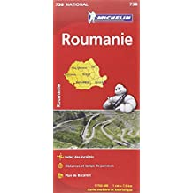 Carte NATIONAL Roumanie