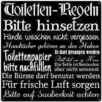 Suchergebnis Auf Amazonde Für Lustige Wc Schilder Für Männer